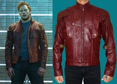 Hold the pleasing and elegant personality to try this Guardians of the Galaxy Chris Pratt Jacket and  move rapidly on the street off fashion. Get this signature piece that's offered in just in discounted with  free shipping cost worldwide. #GuardiansoftheGalaxy #ChrisPratt #LeatherFashion #MaleChoice #ClassyAttire