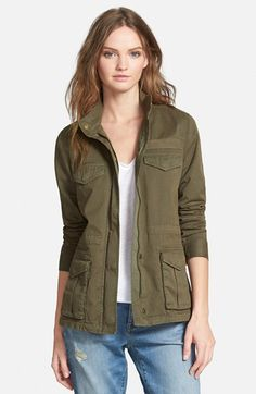 Hinge Fatigue Jacket available at #Nordstrom