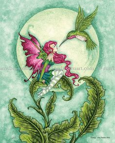 Fairy Art Artist Amy Brown: The Official Online Gallery. Fantasy Art, Faery Art, Dragons, and Magical Things Await. Unicorn And Fairies, Flower Fairies, Fantasy Kunst, Fantasy Art, Elves Fantasy, Amy Brown Fairies, Dark Fairies, Dragons, Fairy Drawings