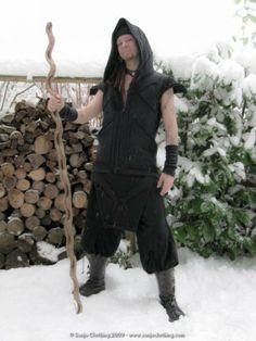 Senjo Clothing - Morrigan Vest