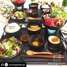 . 念願の✨ @ouchigohan.jp さんに 紹介して頂きました🙏❤️嬉しすぎてRepost . #Repost @ouchigohan.jp with @repostapp ・・・ delicious photo by @chihana.12 日に日に寒さが厳しくなってくる11月😂冬が近づいてくると食べたくなるのがすき焼き🍲✨@chihana.12さんのすきやき御膳🍚まるで旅館のごはんのように、豪華ですよね~👏🏼✨✨あまりにおいしそうで、おなかがなりそうです(笑)みなさんも食べたくなってきたのでは??今夜はすき焼き、いかがでしょうか❓ . -------------------------- ◆インスタグラムの食トレンドを発信する、食卓アレンジメディア「おうちごはん」も更新中✨ プロフィール欄のリンクから見れますよ https://ouchi-gohan.jp/ -------------------------- ◆このアカウントではインスタグラマーさんの素敵なPicをご紹介しています。 ハッシュタグ…