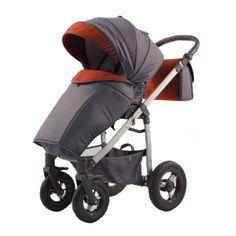 Kočárek Jumper Light plastová korbička, cihlová Baby Strollers, Jumper, Fabric, Baby Prams, Tejido, Sweater, Tela, Jumpers, Strollers