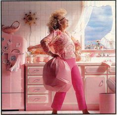 My kitchen goddess!!