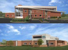 Red Bank Veterinary Hospital - Veterinary Hospital Design, Hillsborough Township, NJ