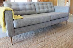 Ikea sofa hack. ($1000 saved)