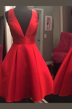 Open Back Prom Dresses, Party Dress Short, Party Dress Cheap, Red Prom Dresses Short Homecoming Dresses Popular Dresses, Trendy Dresses, Nice Dresses, Short Dresses, Formal Dresses, Party Dresses, Occasion Dresses, Burgundy Homecoming Dresses, Open Back Prom Dresses