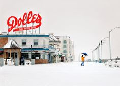 Dolles in the Snow // Kevin Fleming