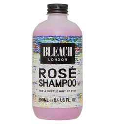 BLEACH Rose Coloured Shampoo 250 ml - Boots