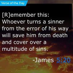 James 5:20