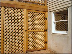 How to Trim Lattice Around a Deck | Outdoor yard | Pinterest | Decking and Porch & How to Trim Lattice Around a Deck | Outdoor yard | Pinterest ...