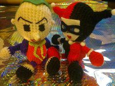 amiguruthi harley quinn and the joker