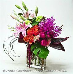 spring arrangements pictures - Google Search