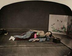 Un aperçu de ce que l'on appelle l'âge d'or des geishas.