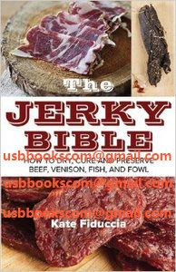 The Jerky Bible: How to Dry Cure and Preserve Beef Venison Fish and Fowl b Best Beef Jerky, Homemade Beef Jerky, Jerky Recipes, Venison Recipes, Deer Jerky Recipe, Ground Bison Jerky Recipe, Beef Jerky In Oven Recipe, Peppered Beef Jerky Recipe, Fast Recipes