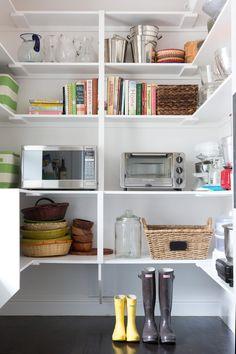 storage pantry   Evensen Design