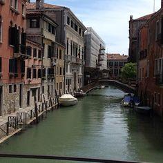#Aurinkomatkaaja ei voi lakata ihastelemasta Venetsian näkymiä! #venice