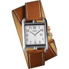 Cape Cod watch by Hermès--the only watch I have ever wanted!