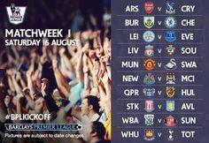 Valioliigan otteluohjelma julki!  http://puoliaika.com/?p=10410 ( #Arsenal #Chelsea #englannin liiga #Englanti #englantilainen jalkapallo #Fudis #futis #Jalkapallo #man city #Manchester United #otteluohjelma #premierleague #Puoliaika #Tottenham #Valioliiga #valioliiga otteluohjelma #valioliigan ottelut)