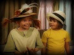 Pippi and Annika