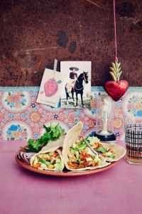 """Boritos - eine wunderbare Vorspeise aus dem Kochbuch """"Kiezküche St.Pauli"""""""