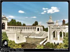 23-arenele-romane Romania, Taj Mahal, Beautiful Places, Building, Travel, Places, Viajes, Buildings, Destinations
