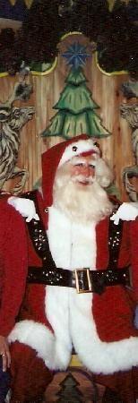 Macy's Santa at SantaLand