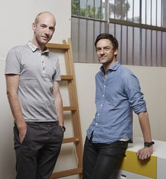 From Mimco stores to townhouses, the DesignOffice duo go for 'complex simplicity'