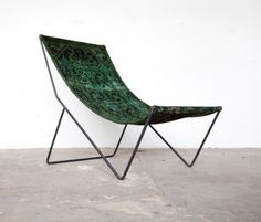 Sit and Read  Skip to content        Shop      Editorial      Archive      About    Still + Co./Sit and Read Rug Chairs    Sit and Read custom designed chairs with Still + Co. rug slings. Edition of 2. Overdyed rugs are cut, hemmed, and hand stitched into welded wrought iron frames. Made in Brooklyn, New York.  #design #furniture #conceptual
