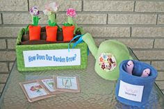 Sew Can Do: Growing A Garden With Fabric