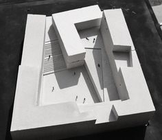Propuesta para el Museo Regional de Atacama / David Rodriguez Arquitectos + Combeau  De Iruarrizaga Arquitectos