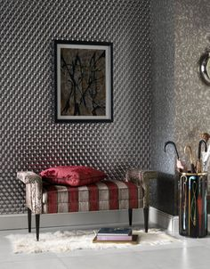 Rombico by Osbourn And Little Wallpaper