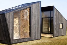 You don't always need expensive materials to get a non-standard house exterior. After particular treatment even a plain pine board can look absolutely different. For instance, getting more and more trendy in Europe is charred wood siding. This building material is somewhere between fashion and…