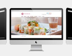 "Website for ""Fuchsia"" Brand Portfolio Website, Working On Myself, New Work, Real Food Recipes, Behance, Gallery, Creative, Check, Blog"