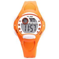 VILAM 10012 LED Digital Sports Watch #women, #men, #hats, #watches, #belts, #fashion