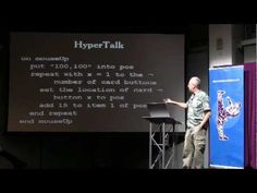 Crockford on JavaScript - Volume 1: The Early Years - Douglas Crockford puts the JavaScript programming language in its proper historical context, tracing the language's structure and conventions (and some of its quirks) back to their roots in the early decades of computer science.