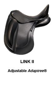 A Schleese Link II Dressage saddle was my wish and want for Christmas.