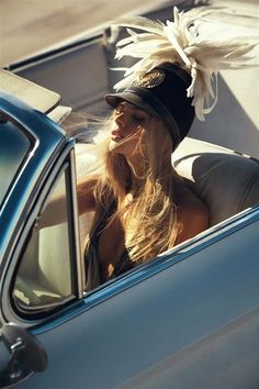 Sunday: Be positive & wear a fabulous Hat.