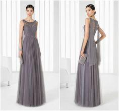 60 vestidos de festa Rosa Clará 2016: femininos e sofisticados! Image: 15