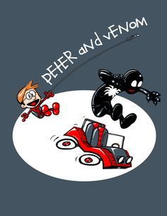 Peter & Venom
