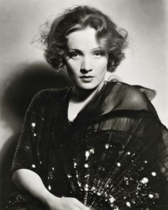 Marlene Dietrich in 1931  Photographed by Eugene Robert Richee