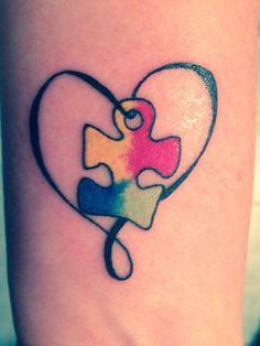 Autism tattoo design ideas 78 - We Otomotive Info Family Tattoos, Mom Tattoos, Wrist Tattoos, Future Tattoos, Body Art Tattoos, Tattoos For Women, Sleeve Tattoos, Tatoos, Daughter Tattoos