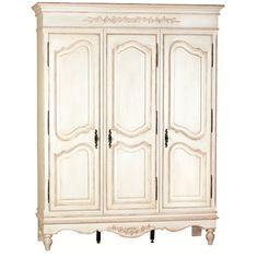 The Romance 3 Door Wardrobe - Bedroom Furniture - Wardrobes