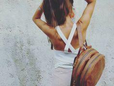 """162 """"Μου αρέσει!"""", 1 σχόλια - iyiami handbags (@iyiami.handbags) στο Instagram: """"RONDA✅backpack✅#summer#mood#photooftheday#backpack#iyiami#fashion#style#stylish#leather#handmade#etsy#bag#instastyle#instafashion#boho#bohemian#minimal#love#work#collection#fashionbag#etsyfinds#etsyfashion#etsyshop#onlineshop#greekfashion#photography"""""""