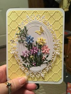 Ideas birthday ideas for women Hand Made Greeting Cards, Making Greeting Cards, Greeting Cards Handmade, Scrapbooking, Scrapbook Cards, Spellbinders Cards, Stampin Up Cards, Butterfly Cards, Flower Cards