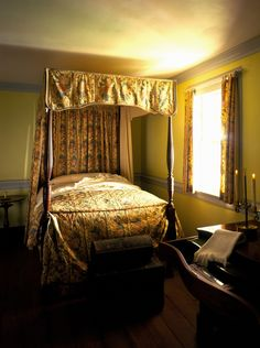 Room by Room · George Washington's Mount Vernon