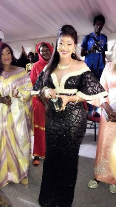 ( 07 Photos) Al Khayri: Les première images du Mariage de Clara de la série Idoles – Dakarbuzz