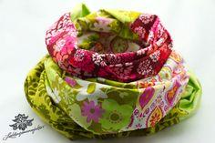 Loopschal von Lieblingsmanufaktur: Farbenfrohe Loop Schals, Tücher und mehr auf DaWanda.com