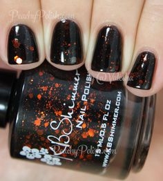 KBShimmer Jack | Fall 2014 Collection | Peachy Polish