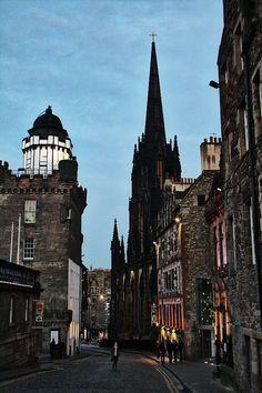 Edimburgo by chachino on Flickr.