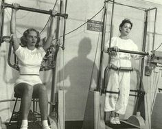 Vintage Exercise Equipment! What did this do?    Google Image Result for http://3.bp.blogspot.com/_RgfYLN-9iNs/TTXM1vh6JnI/AAAAAAAACWg/3GZQJHH6hC0/s1600/vintage%2Bexercise.jpg